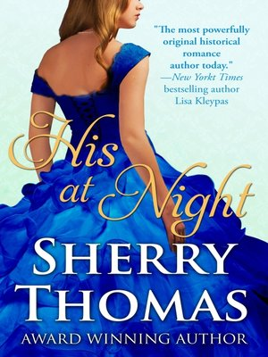 cover image of His At Night