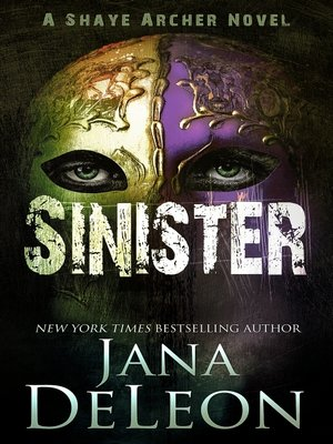 cover image of Sinister