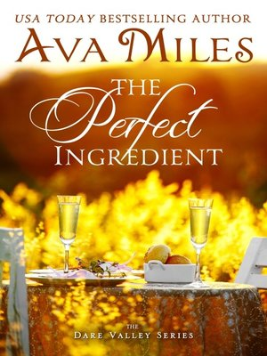 cover image of The Perfect Ingredient