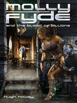 cover image of Molly Fyde and the Blood of Billions