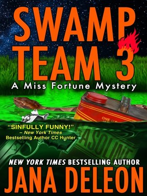 cover image of Swamp Team 3