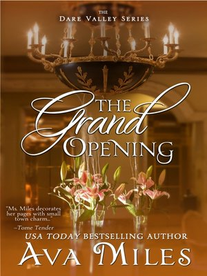 cover image of The Grand Opening