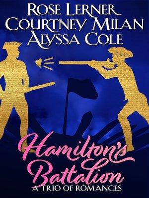 cover image of Hamilton's Battalion