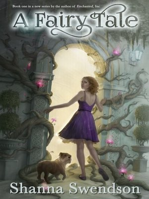 cover image of A Fairy Tale