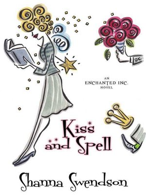 cover image of Kiss and Spell