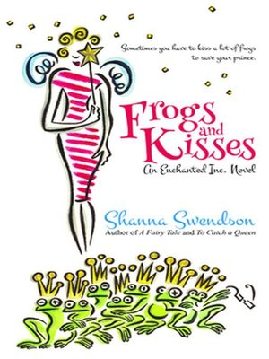 cover image of Frogs and Kisses