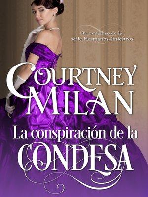 cover image of La conspiración de la condesa
