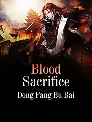 cover image of Blood Sacrifice