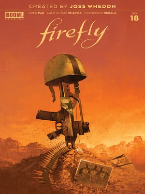 cover image of Firefly, Issue 18