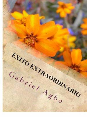 cover image of ÉXITO EXTRAORDINARIO