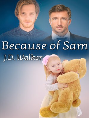 cover image of Because of Sam