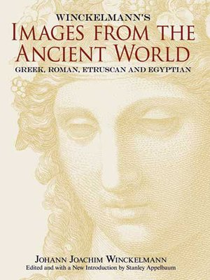 cover image of Winckelmann's Images from the Ancient World