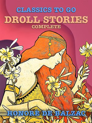 cover image of Droll Stories--Complete
