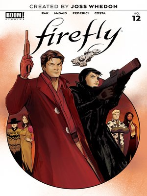 cover image of Firefly (2018), Issue 12