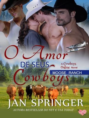 cover image of O Amor de seus Cowboys