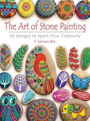 cover image of The Art of Stone Painting