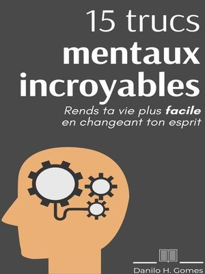 cover image of 15 trucs mentaux incroyables