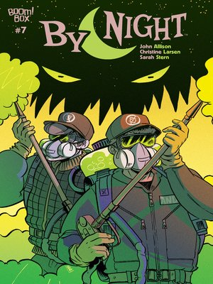 cover image of By Night (2018), Issue 7