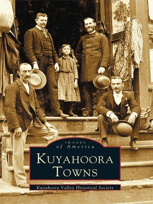 cover image of Kuyahoora Towns