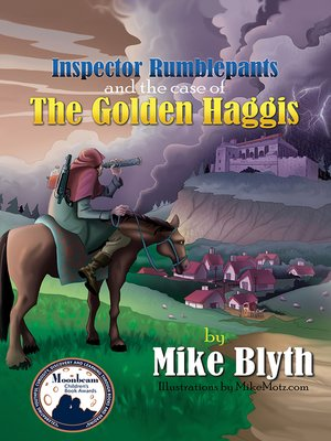 cover image of Inspector Rumblepants and the Case of the Golden Haggis