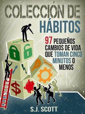 cover image of Colección de hábitos