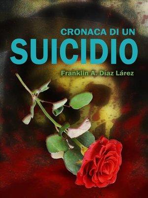 cover image of Cronaca di un Suicidio