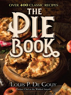 cover image of The Pie Book