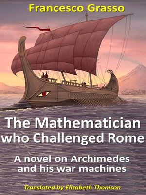 cover image of The Mathematician who Challenged Rome
