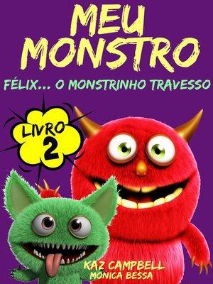 cover image of Meu Monstro