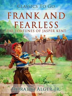 cover image of Frank and Fearless