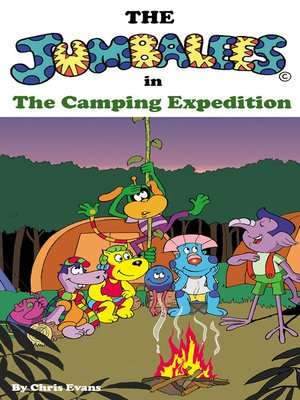 cover image of The Jumbalees in the Camping Expedition