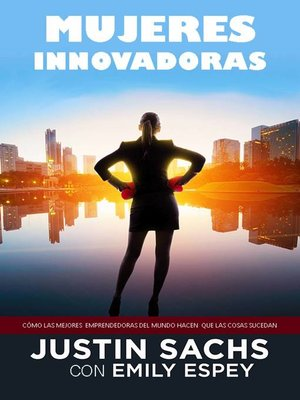 cover image of Mujeres Innovadoras