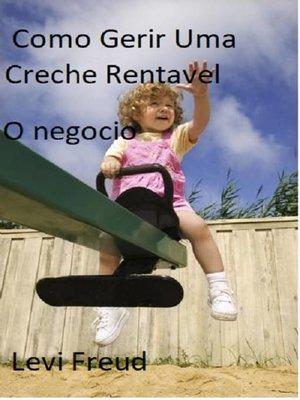 cover image of Como gerir uma creche rentável