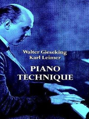 cover image of Piano Technique