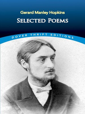 cover image of Selected Poems of Gerard Manley Hopkins