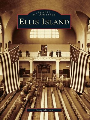 cover image of Ellis Island