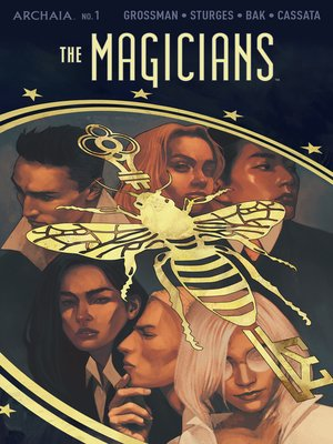 cover image of The Magicians #1