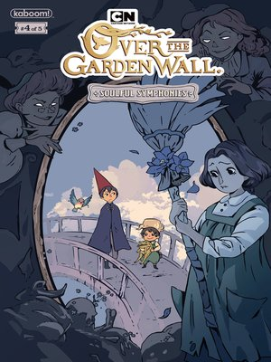 cover image of Over the Garden Wall