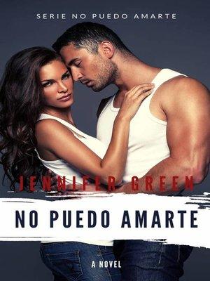 cover image of No puedo amarte
