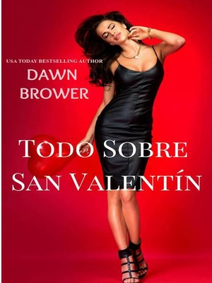cover image of Todo sobre San Valentín