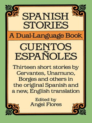 cover image of Spanish Stories