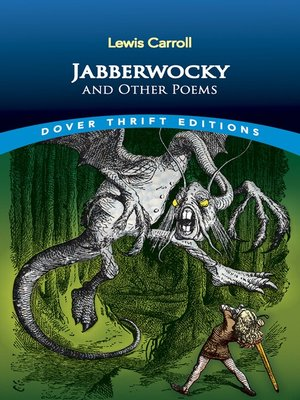 cover image of Jabberwocky and Other Poems