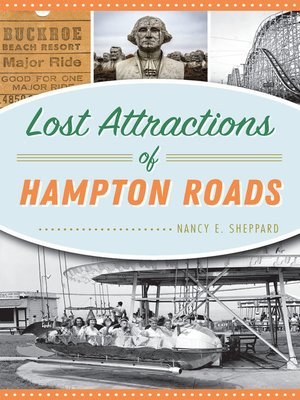 cover image of Lost Attractions of Hampton Roads