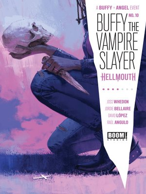 cover image of Buffy the Vampire Slayer (2019), Issue 10
