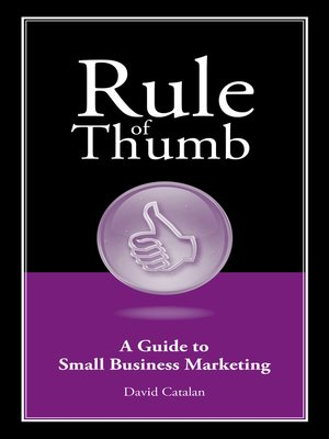 cover image of A Guide to Small Business Marketing