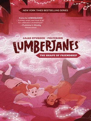 cover image of Lumberjanes: The Shape of Friendship