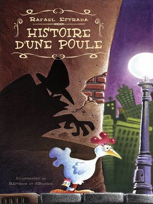 cover image of Histoire d'une poule