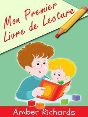 cover image of Mon Premier Livre De Lecture