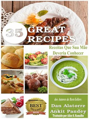 cover image of 35 Great Recipes