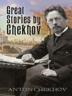 cover image of Great Stories by Chekhov